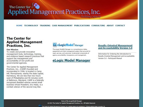 The Center for Applied Management Practices, Inc.