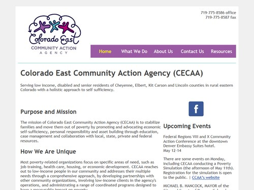 Colorado East Community Action Agency