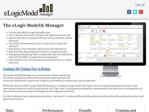 eLogic Model Manager