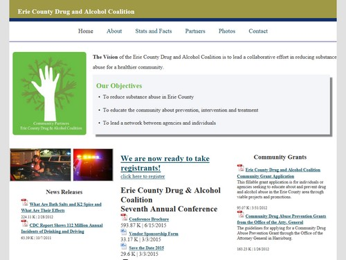 Erie County Drug and Alcohol Coalition