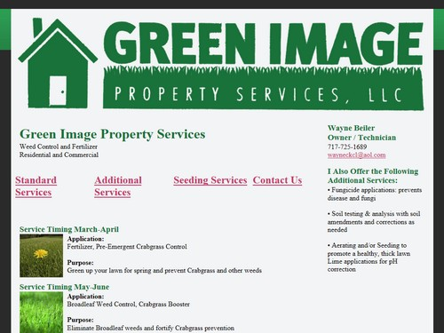 Green Image Property