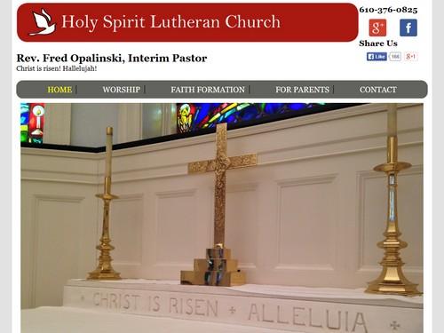Holy Spirit Lutheran