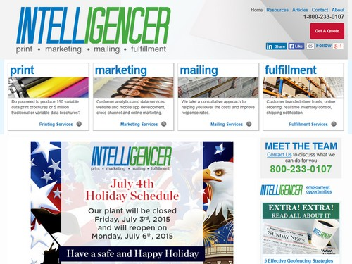 Intelligencer Print Company