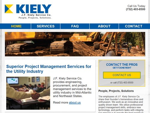 J.F. Kiely Service Co