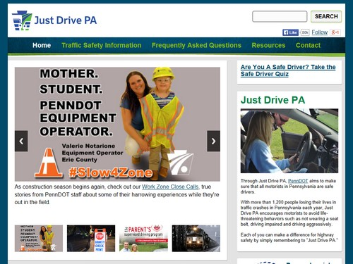 Just Drive PA