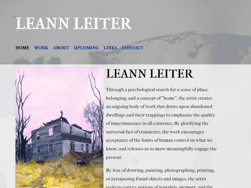 Leann Leiter 2015