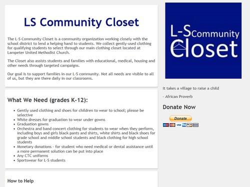 LS Community Closet