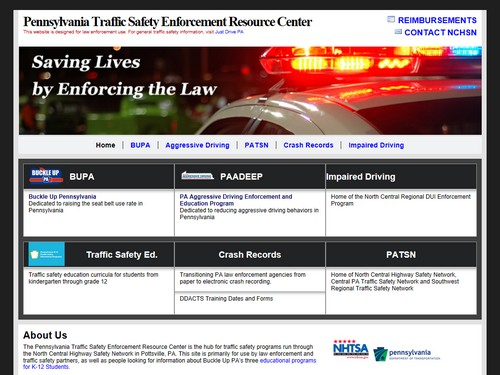 Pennsylvania Traffic Safety Enforcement Resource Center