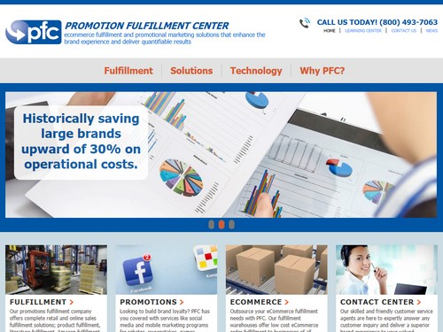 PFC: Promotion Fulfillment Center