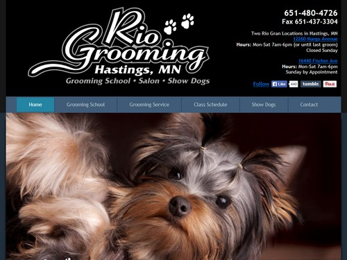 Rio Gran Grooming School and Salon