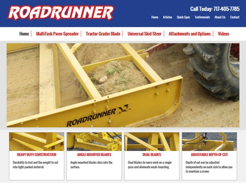 Roadrunner Construction Equipment