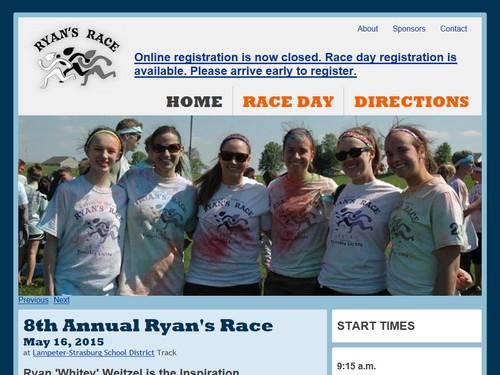Ryan's Race