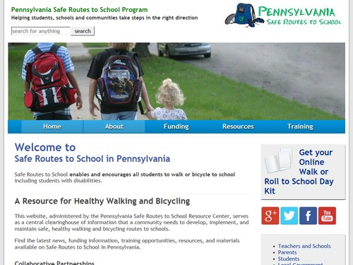 PA Safe Routes to School