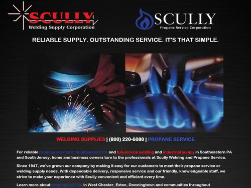Scully Welding Supply Corp
