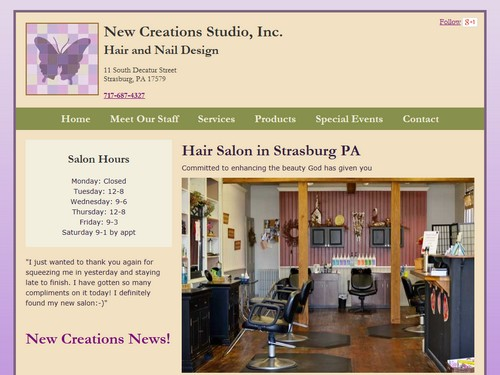 New Creations Studio