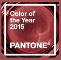 Color of the Year 2015 Pantone Design 2015 Pantone Color of the Year