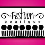 Festoon Logo on White Square Festoon Lancaster's Best Fashion Boutique gets a website Makeover!