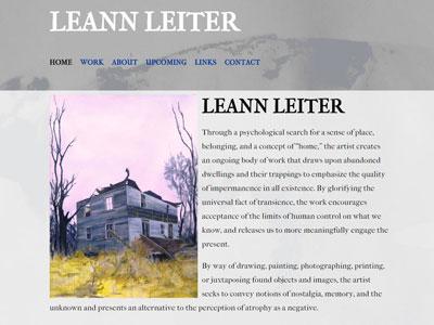 Leann Leiter Artist Website.JPG Leanne Leiter