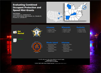 Online Traffic Safety Grant Evaluation Tool M Street´s Online Traffic Safety is Expanding into Seven States