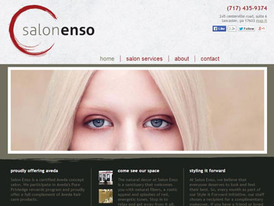 Salon Enso - Lancaster's Elite Hair Salon