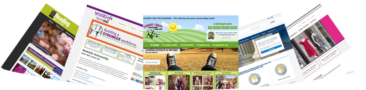 Web Design and SEO Lancaster PA Websites April 201