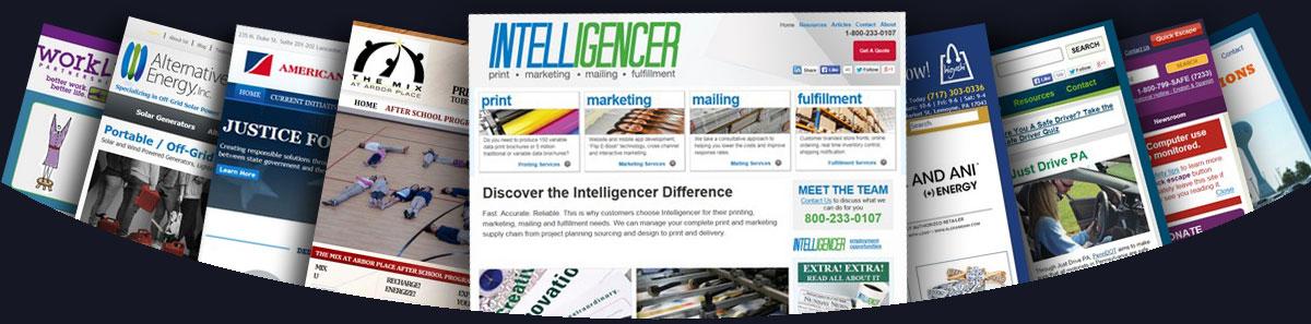 Website Design and Development Webmaster