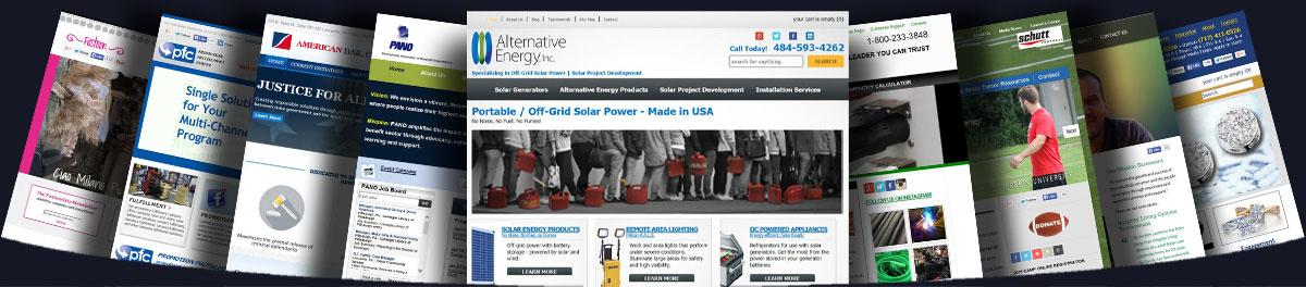 Website Design And Search Engine Optimization Lancaster Pa M Street Web