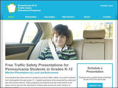 www.pasafetyedu.org Announcing PA Traffic Safety Educational Programs