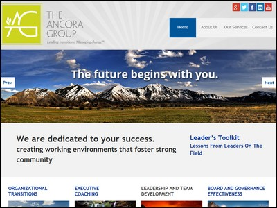 www.theancoragroup.com The Ancora Group Launches New Website